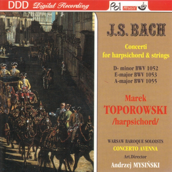 Concerti for Harpsichord & Strings
