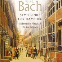 Symphonies for Hamburg (Harpsichord Concerto Wg 43/4 in C minor)