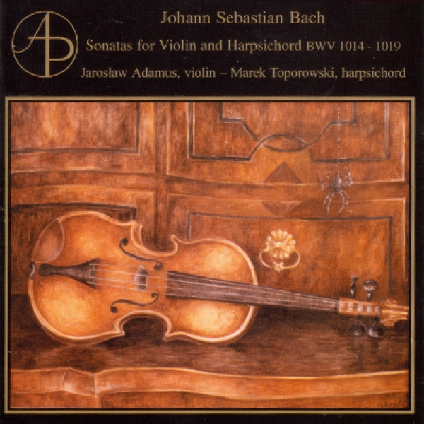 Sonatas for Violin and Harpsichord